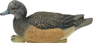 Widgeon Weighted Keel Decoys