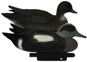 Floating Widgeon Duck Decoys