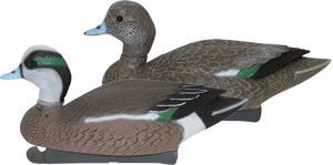 Standard Weighted Keel Widgeon